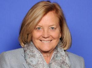 Headshot portrait of Rep. Cherrie Pingree