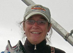 Headshot portrait of Amy Grondin, 2018 Exchange Fellow