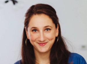 Headshot portrait of Ariel Pasternak, 2018 Exchange Fellow
