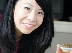 Headshot portrait of Katy Chang, 2018 Exchange Fellow