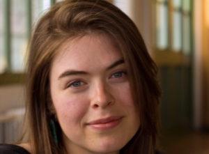 Headshot portrait of Lauren Wilson, 2018 Exchange Fellow
