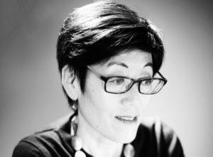 Headshot portrait of Nancy Matsumoto, 2018 Exchange Fellow