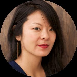 Headshot portrait of Anna Chai, Summer Nights lecturer